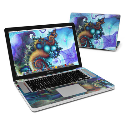 MacBook Pro 15in Skin - Sea Jewel