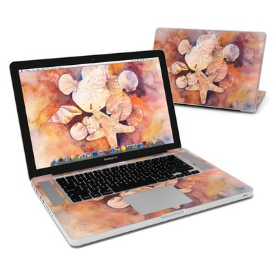 MacBook Pro 15in Skin - Sea Shells