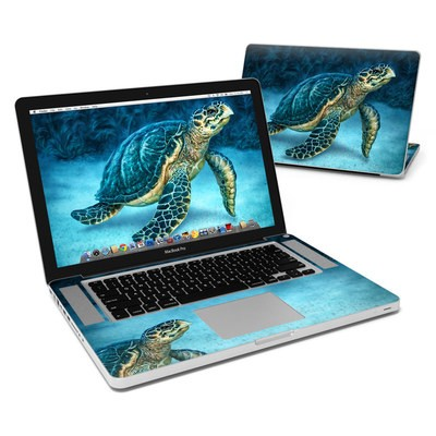 MacBook Pro 15in Skin - Sea Turtle