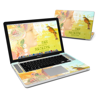 MacBook Pro 15in Skin - See Believe