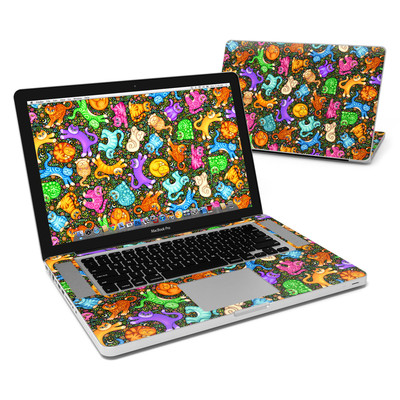 MacBook Pro 15in Skin - Sew Catty