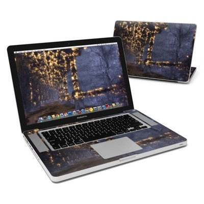 MacBook Pro 15in Skin - Shaded Path