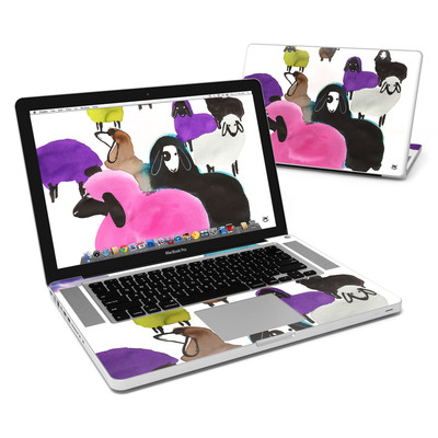 MacBook Pro 15in Skin - Sheeps