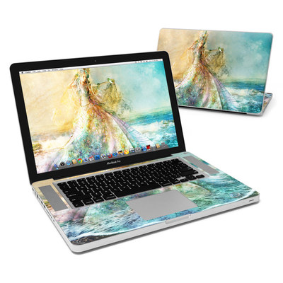 MacBook Pro 15in Skin - The Shell Maiden