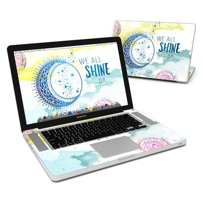 MacBook Pro 15in Skin - Shine On