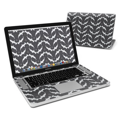 MacBook Pro 15in Skin - Shiver of Sharks