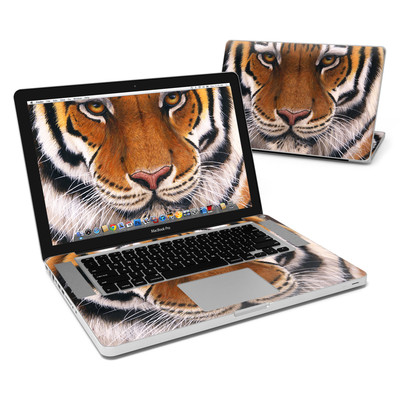 MacBook Pro 15in Skin - Siberian Tiger