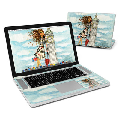 MacBook Pro 15in Skin - The Sights London