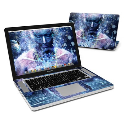 MacBook Pro 15in Skin - Silence Seeker