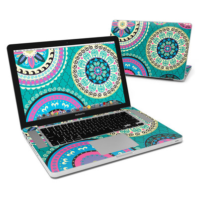 MacBook Pro 15in Skin - Silk Road