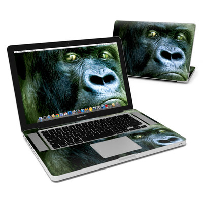 MacBook Pro 15in Skin - Silverback