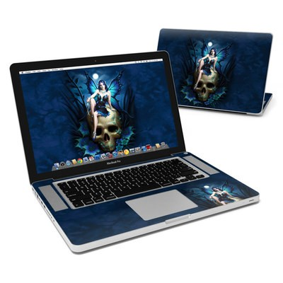 MacBook Pro 15in Skin - Skull Fairy