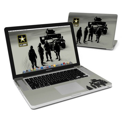 MacBook Pro 15in Skin - Soldiers All