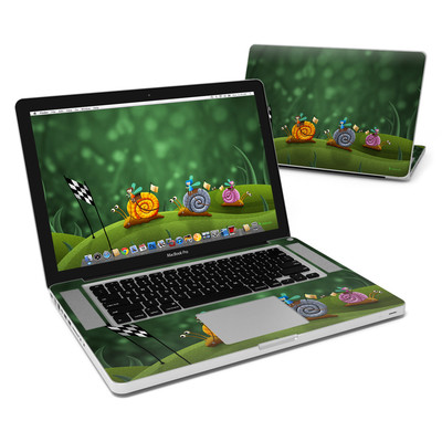 MacBook Pro 15in Skin - Snail Race