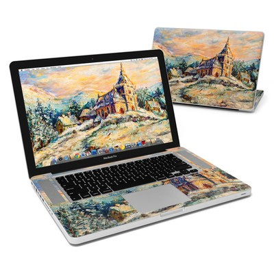 MacBook Pro 15in Skin - Snow Landscape