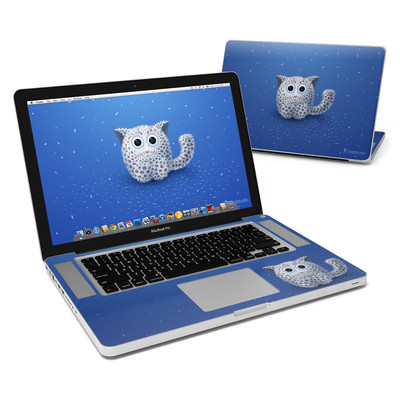MacBook Pro 15in Skin - Snow Leopard
