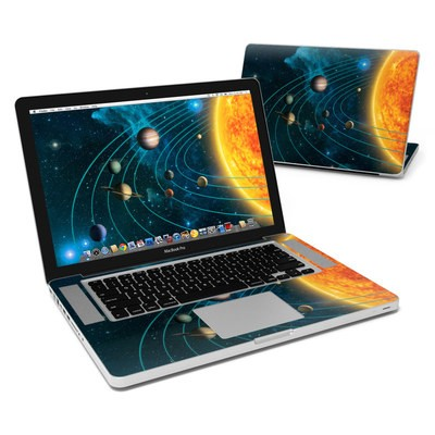MacBook Pro 15in Skin - Solar System