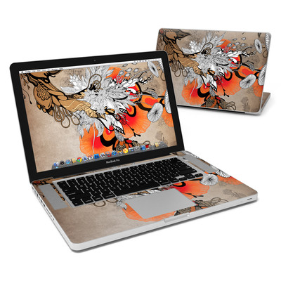 MacBook Pro 15in Skin - Sonnet
