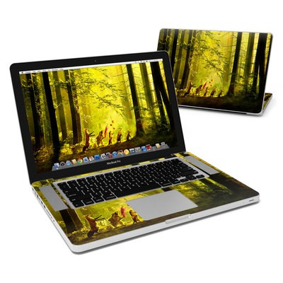 MacBook Pro 15in Skin - Secret Parade