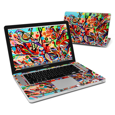MacBook Pro 15in Skin - Spring Birds