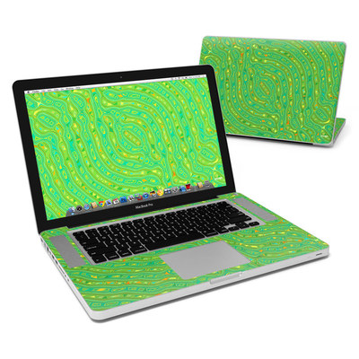MacBook Pro 15in Skin - Speckle Contours