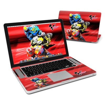 MacBook Pro 15in Skin - Speed Collage