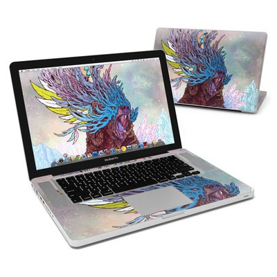 MacBook Pro 15in Skin - Spirit Bear