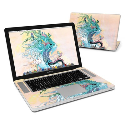 MacBook Pro 15in Skin - Spirit Ermine