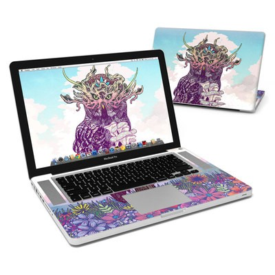 MacBook Pro 15in Skin - Spirit Owl