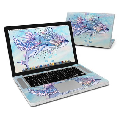 MacBook Pro 15in Skin - Spirit Shark