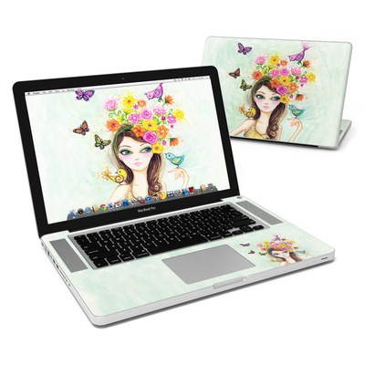 MacBook Pro 15in Skin - Spring Time