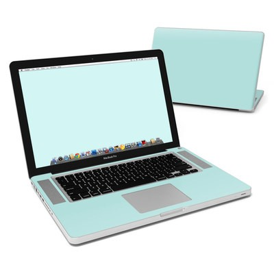 MacBook Pro 15in Skin - Solid State Mint