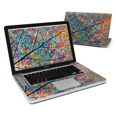 MacBook Pro 15in Skin - Stained Aspen