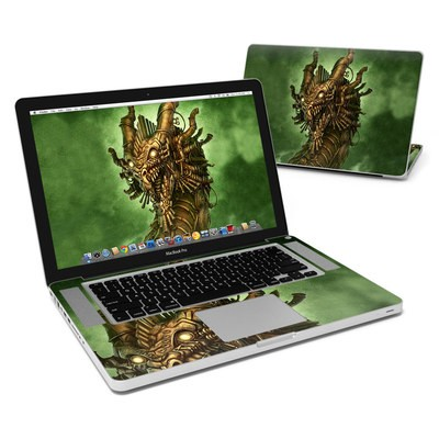 MacBook Pro 15in Skin - Steampunk Dragon