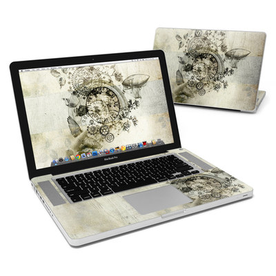 MacBook Pro 15in Skin - Steamtime