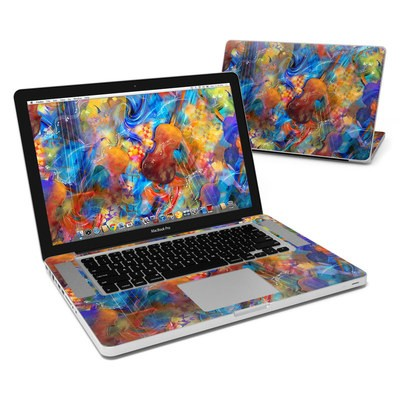 MacBook Pro 15in Skin - Strings & Things