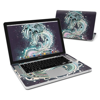MacBook Pro 15in Skin - Saber-Toothed Serpent