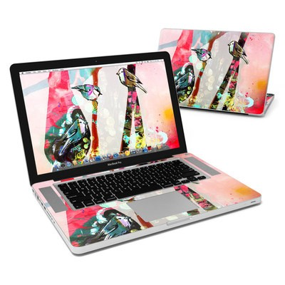 MacBook Pro 15in Skin - Summer Blush