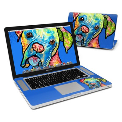 MacBook Pro 15in Skin - Sun Moon Stars