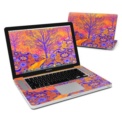 MacBook Pro 15in Skin - Sunset Park