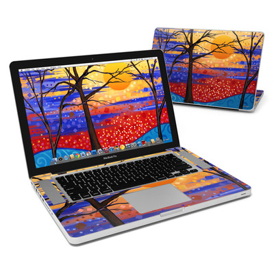 MacBook Pro 15in Skin - Sunset Moon