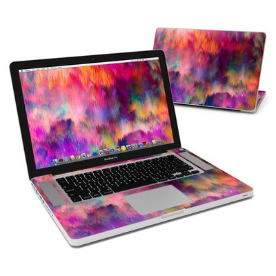 MacBook Pro 15in Skin - Sunset Storm