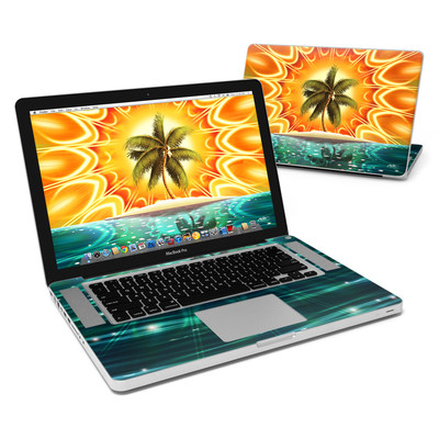 MacBook Pro 15in Skin - Sundala Tropic