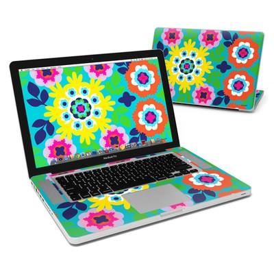 MacBook Pro 15in Skin - Susani Sun