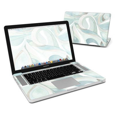 MacBook Pro 15in Skin - Swirl