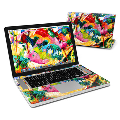 MacBook Pro 15in Skin - Tahiti