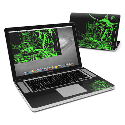 MacBook Pro 15in Skin - Tailwalker