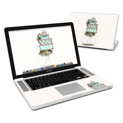 MacBook Pro 15in Skin - She Takes The Cake