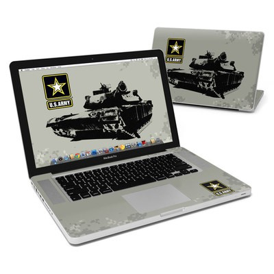 MacBook Pro 15in Skin - Tank Tuff