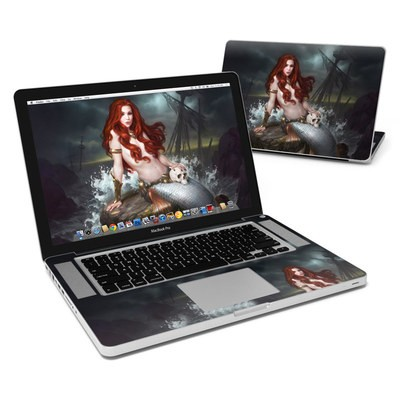 MacBook Pro 15in Skin - Ocean's Temptress